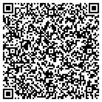 QR-код с контактной информацией организации Автобан, ИП