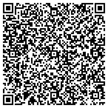 QR-код с контактной информацией организации Цветочный интернет-магазин «АртБукет», ИП