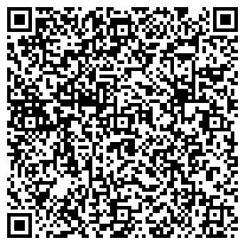 QR-код с контактной информацией организации ООО Мед-Биржа