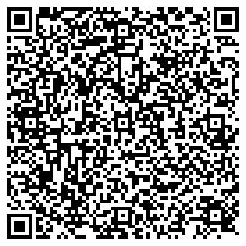 QR-код с контактной информацией организации MAISONCAFE