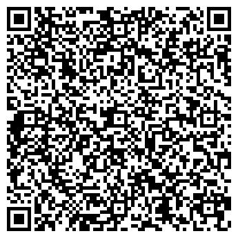 QR-код с контактной информацией организации ООО DVM interior