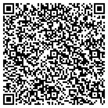 QR-код с контактной информацией организации ИП Семенов