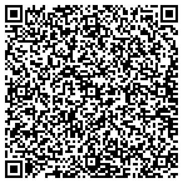 """QR-код с контактной информацией организации ТЦ """"Голубая лагуна"""" Ювелирный салон"""