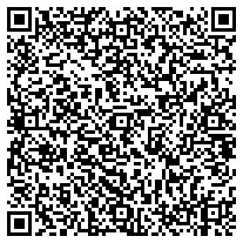 QR-код с контактной информацией организации ООО КреативЭнерго