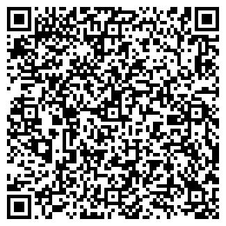 QR-код с контактной информацией организации ООО VIP-сауна