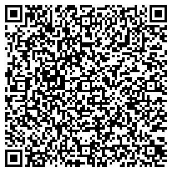 QR-код с контактной информацией организации ООО Ресторан Клево