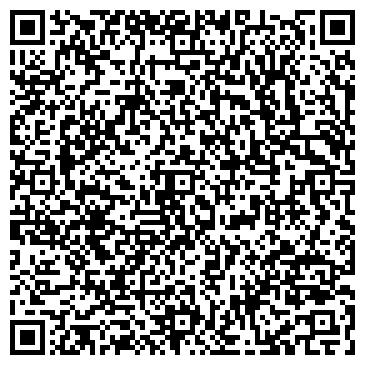 QR-код с контактной информацией организации Биржа услуг