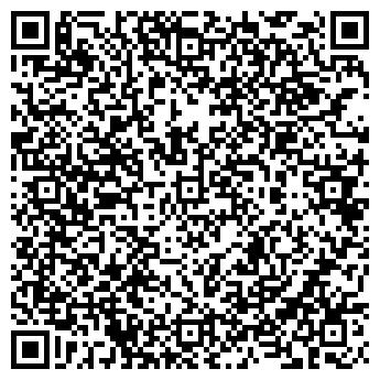 QR-код с контактной информацией организации ОДО «фирма АВС»