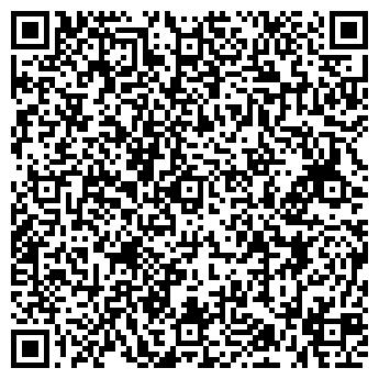 QR-код с контактной информацией организации ООО Листаль