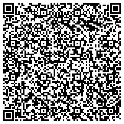 QR-код с контактной информацией организации ЧОУ СОЗДАНИЕ, РАСКРУТКА И ПРОДВИЖЕНИЕ САЙТОВ - ОДЕССА