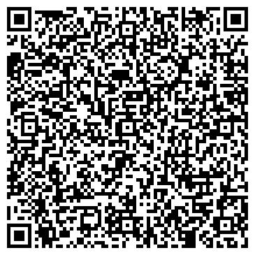 QR-код с контактной информацией организации ООО Леон Групп