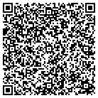 QR-код с контактной информацией организации ОО Теннис - Спорт для Всех