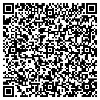QR-код с контактной информацией организации УП Мани Фест