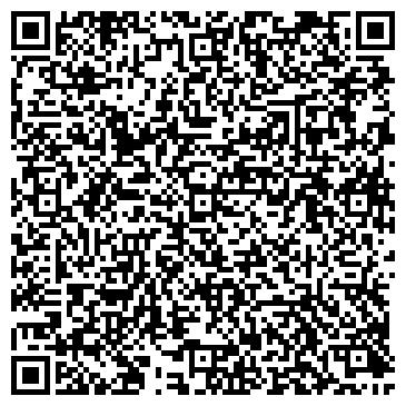 QR-код с контактной информацией организации ОАО Дверной Сервис