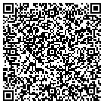 """QR-код с контактной информацией организации ИП """"Пять Звезд"""""""