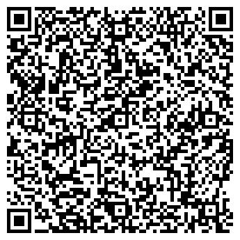 QR-код с контактной информацией организации ООО Колорис IT
