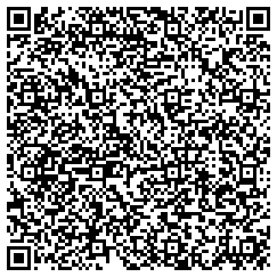 QR-код с контактной информацией организации Центр реабилитации наркозависимой молодёжи Оазис, БФ