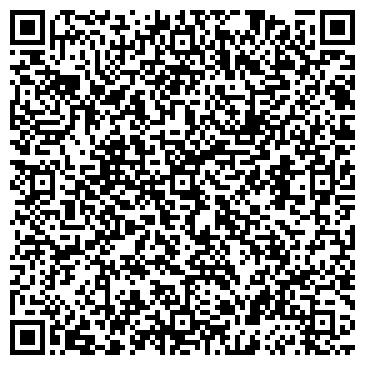 QR-код с контактной информацией организации ИП InService дизайн-группа