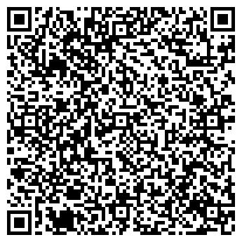 QR-код с контактной информацией организации Платан-Р, ООО