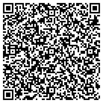 QR-код с контактной информацией организации ООО ТАТОМ групп