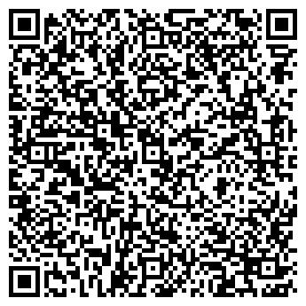 QR-код с контактной информацией организации ООО Brabus Украина
