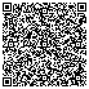 QR-код с контактной информацией организации ООО Локомотив