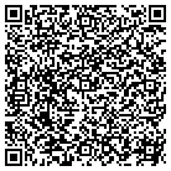 QR-код с контактной информацией организации Мев-Жалюзи, ИП