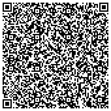 QR-код с контактной информацией организации Бюро Переводов район Западное Дегунино