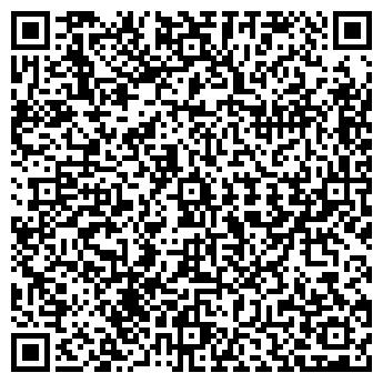 QR-код с контактной информацией организации Бизнес РОСТ