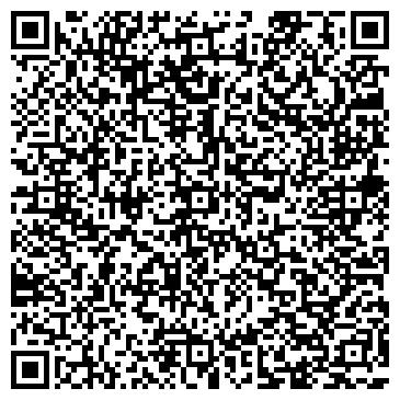QR-код с контактной информацией организации Детская Художественная Школа, ГБУ ДО