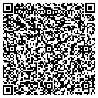 QR-код с контактной информацией организации Территория мебели, ЧП