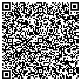 QR-код с контактной информацией организации ООО Еврофолия