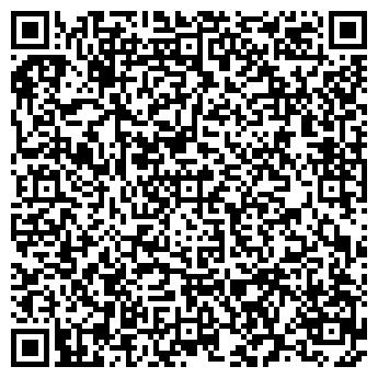 QR-код с контактной информацией организации ФОП Детский журнал: