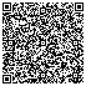 """QR-код с контактной информацией организации """"Серебряная ракетка"""""""