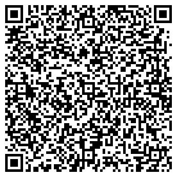 QR-код с контактной информацией организации Частная школа Авторская школа-комплекс