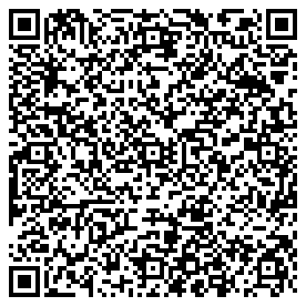 QR-код с контактной информацией организации Спортпласт