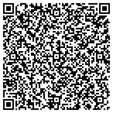 QR-код с контактной информацией организации OrangeProject