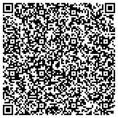 QR-код с контактной информацией организации ООО Ювелирная компания - «Юрьев»