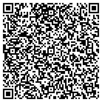 QR-код с контактной информацией организации АтырауСаулет