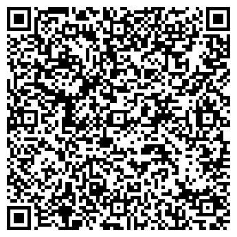 QR-код с контактной информацией организации ЧП Геоника