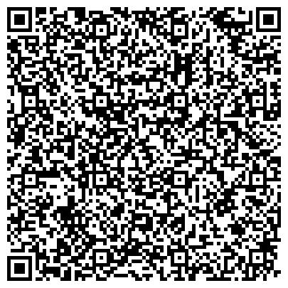 QR-код с контактной информацией организации АНО Бизнес-инкубатор РМЭ, Центр развития бизнеса