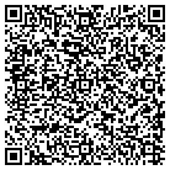 QR-код с контактной информацией организации ООО АлМаС