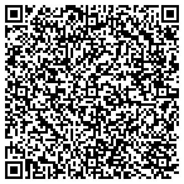 QR-код с контактной информацией организации швейное производство