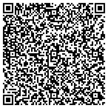 QR-код с контактной информацией организации ООО Креатив Медиа