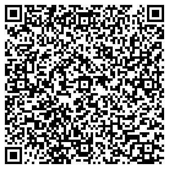 QR-код с контактной информацией организации ип Денис