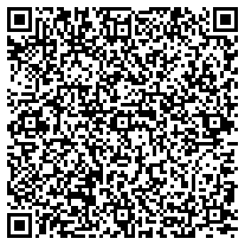 QR-код с контактной информацией организации Магозин Цветы