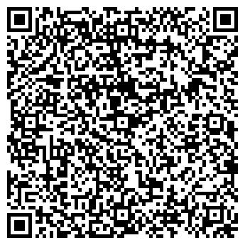 QR-код с контактной информацией организации ДомКадров.ру, ООО