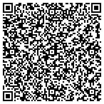 QR-код с контактной информацией организации ТОО Aрхбюро А`ТРИУМФ