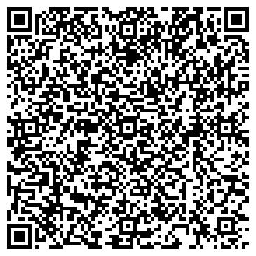 QR-код с контактной информацией организации Фитнес студия Богема