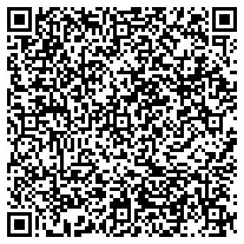 QR-код с контактной информацией организации Транс-Восток